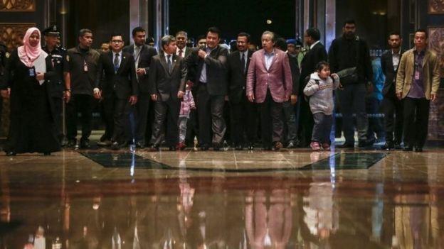 Bộ trưởng Bộ Ngoại giao Anifan Aman