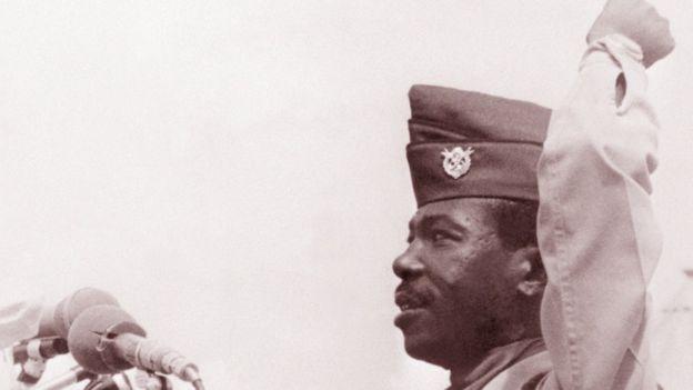 Mengistu Haile Mariam waxa uu Itoobiya xukumayay intii u dhaxaysay 1974 illaa 1991