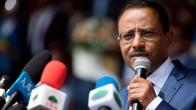 Lema Megersa, madaxweynaha dawlad deegaanka Oromia