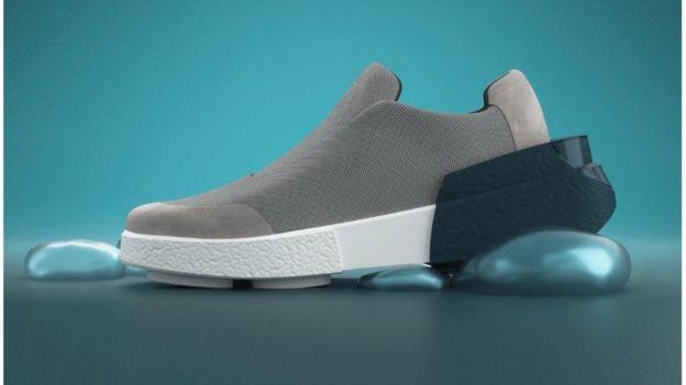 Wahu shoe