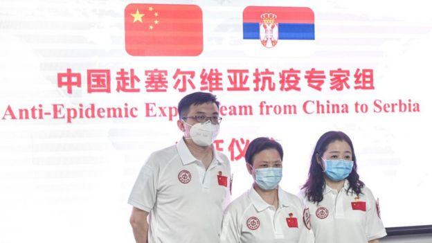 То, как освещалась помощь Китая Сербии, тоже обеспокоило Евросоюз