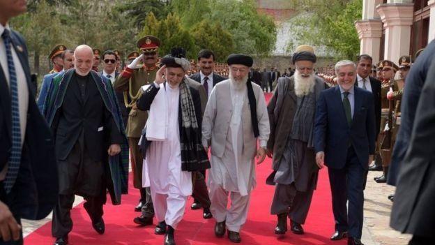 مصالحه با حزب اسلامی حکمتیار