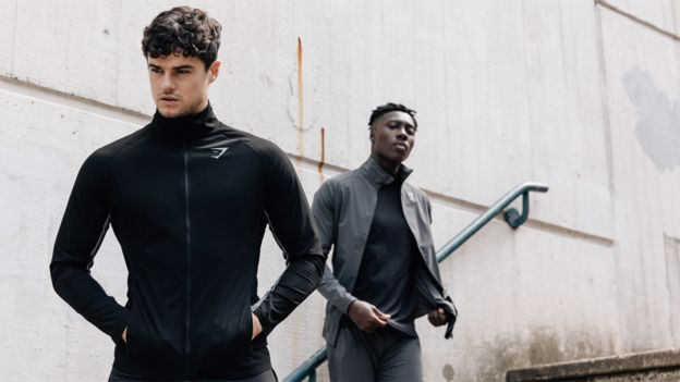 02d640c6ac3d0e The 26-year-old with a £100m sportswear brand - BBC News