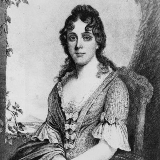 Martha Jefferson Randolph (1772 - 1836)