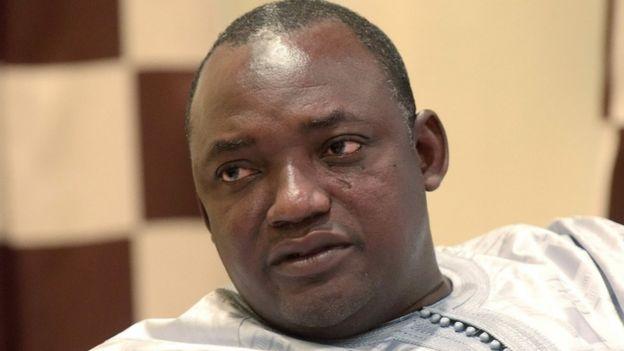 Adama Barrow - 12 December