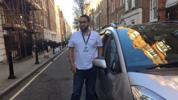 Uber drivers claim discrimination over London congestion