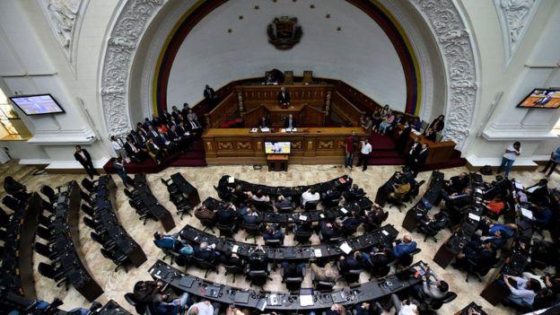 Asamblea de Venezuela.