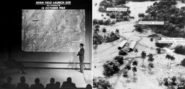 küba füze krizi