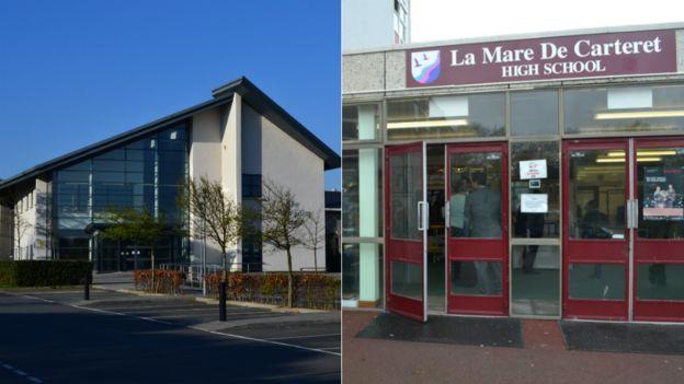 Grammar School/La Mare De Carteret