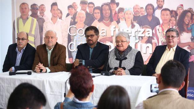 Consejo Político FARC