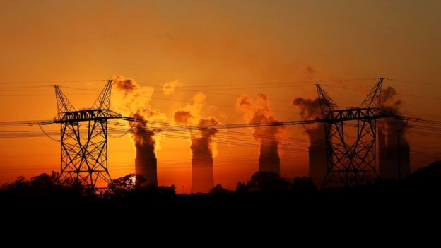 Eskom crisis: Why the lights keep going out in South Africa