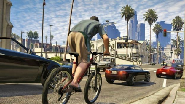 GTA 'v' and the 'Bust'   lol | Grasscity Forums - The #1