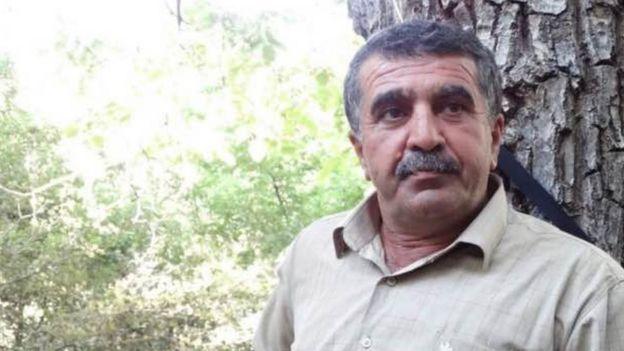 پیدا شدن جنازه اقبال مرادی، از فعالان کرد- ژیار گل