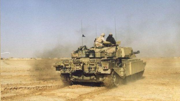 ایران در مجموع حدود ٢٣٠٠ تانک چیفتن به بریتانیا سفارش داده بود