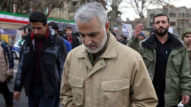 Генерал Сулеймани был главным военным стратегом и архитектором внешней политики Ирана
