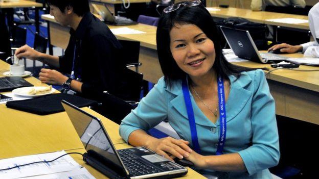 Nhà báo Thục Minh