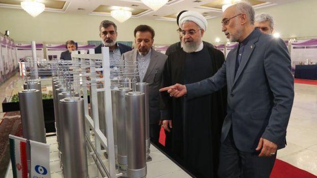 Presiden Hassan Rouhani