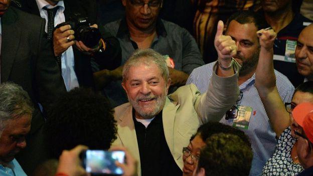 Brazil, tham nhũng