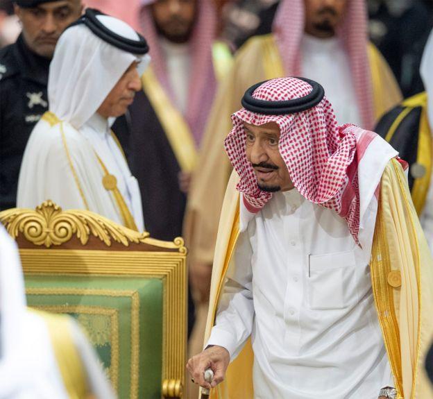 ملک سلمان، پادشاه عربستان ۸۳ سال سن دارد