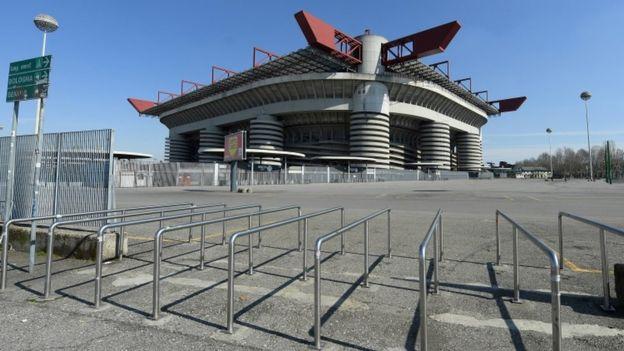 ورزشگاه سن سیرو در میلان 'تخریب میشود'