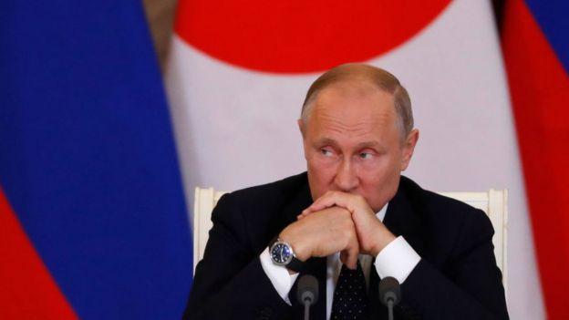 रूस के राष्ट्रपति