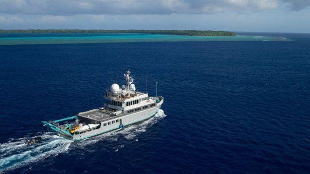 Alucia en Micronesia