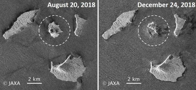 Jaxa Alos satellite