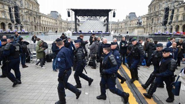انتخابات فرانسه