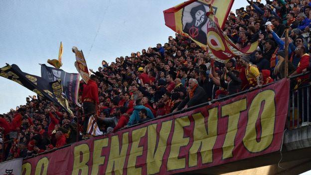 Aficionados de Benevento