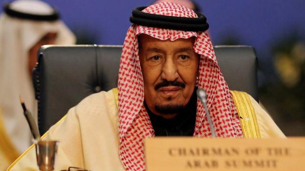"""الملك سلمان: السعودية قامت على """"الوسطية والاعتدال"""""""