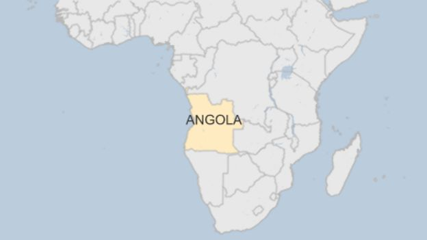 The persistent myth that Islam was banned in Angola - BBC News