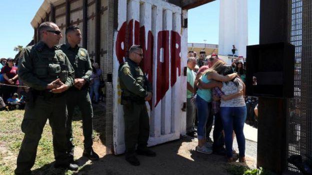 Hoa Kỳ, Mexico, biên giới
