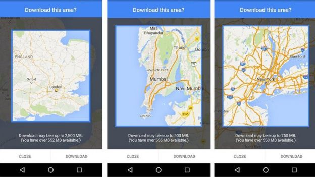 Google Maps gets offline search and directions - BBC News on google map from to, bing directions, google map maker, google search, get directions, google mars, google latitude, google mapa, maps and directions, google mapquest, google moon, map with directions, google map request, google calendar, web mapping, google livestreet map trinidad, google translate, driving directions, bing maps, apple maps directions, google street view, yahoo! maps, custom map directions, google docs, google voice, google chrome, route planning software, google map lakeport ca, google sky, google earth, google goggles, mapquest directions, satellite map images with missing or unclear data,