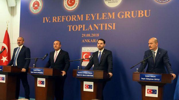 Reform Eylem Grubu 28 Ağustos'ta toplandı.