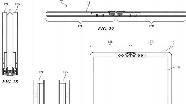 Apple's proposed design