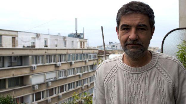 Traian Rabagia in Bucharest