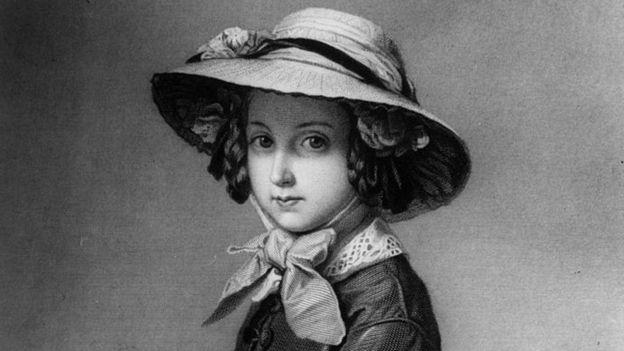 Retrato de Carlota de Bélgica