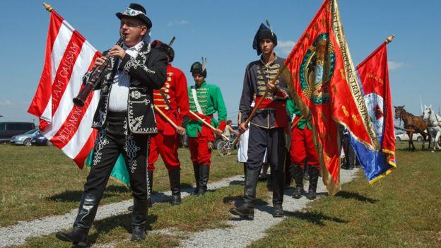 Угорці у Береговому