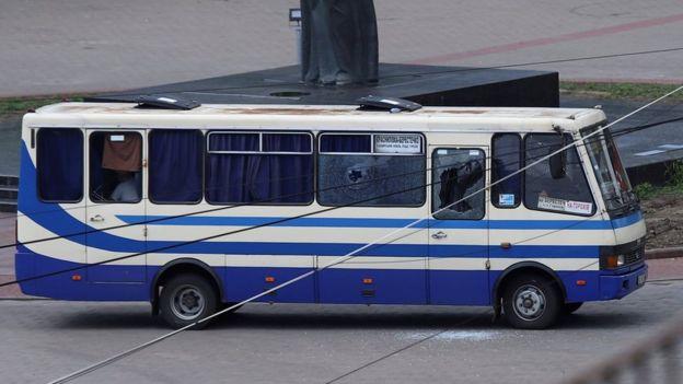 автобус в луцке