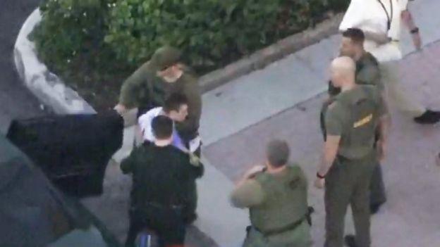 Подозреваемого отправляют в тюрьму