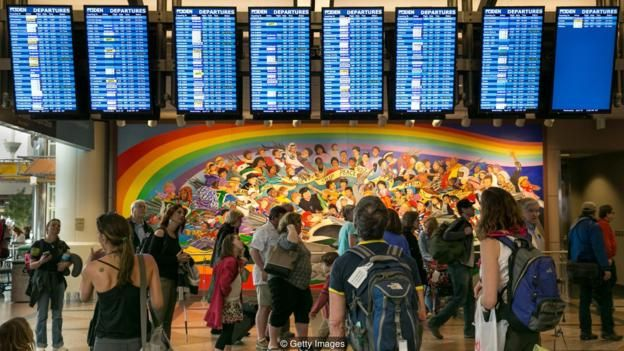 Hướng dẫn thông tin chuyến bay không chỉ hữu ích - chúng cho chúng ta cảm giác tự chủ