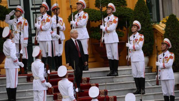 Ông Nguyễn Phú Trọng là Tổng Bí thư từ Đại hội Đảng XI năm 2011