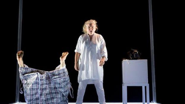 Obra de teatro protagonizada por Marcus du Sautoy