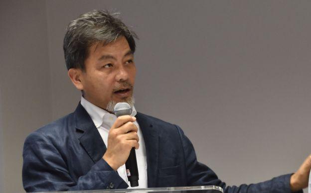 professor Daisuke Onuki