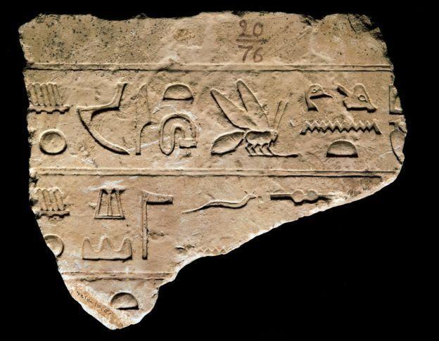 مصریان باستان برای زنبورهای عسل اهمیت مذهبی و روحانی زیادی قائل بودند.