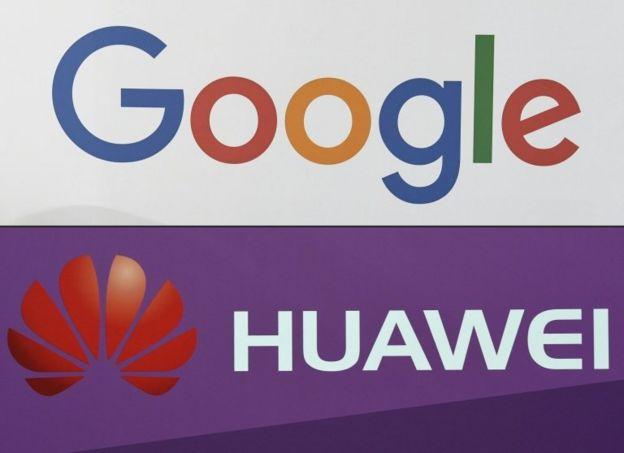 ہواوے اور گوگل