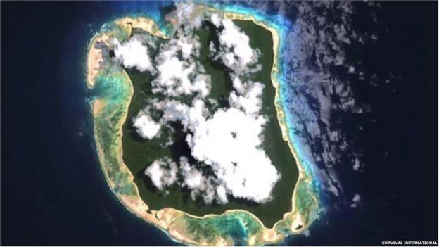 सेंटिनेल द्वीप, सेंटिनेल आदिवासी
