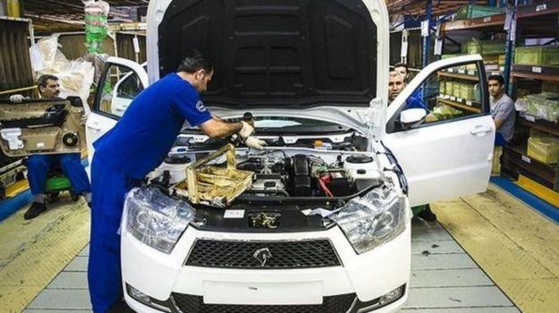 ایران خودرو اعلام کرده تحويل خودرو به مشتريان به روزانه بيش از هزارو پانصد دستگاه رسيده است