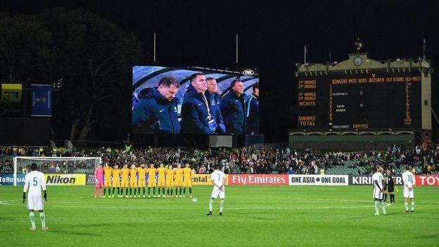 Uamuzi huo ulishtumiwa nchini Australia