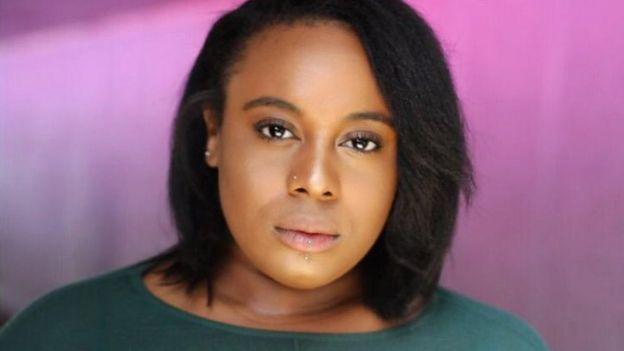 Kiki Brown an actress